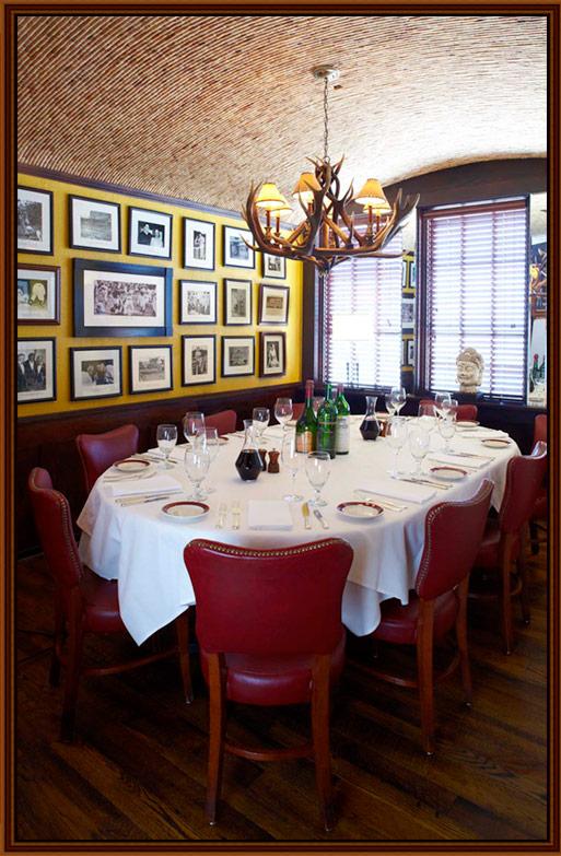 Bone´s - Private Dining
